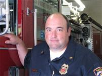 Fire Chief Andy Martin